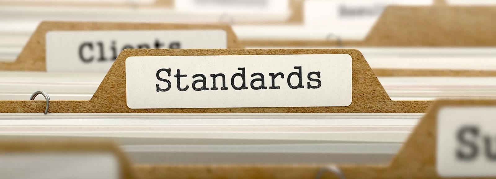 Normative Europee/ European Standards